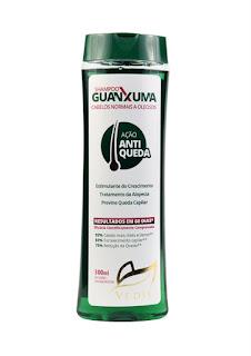 shampoo guanxuma vedis