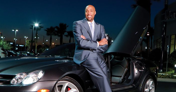 Dorian Boyland, founder of Boyland Auto Group