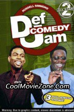 Def Comedy Jam All-Stars Vol. 2 (2001)