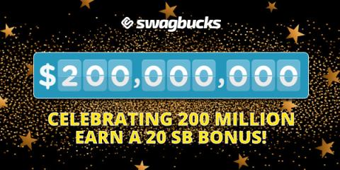Image: Collector's Bills are special designs that you win randomly while searching the web with Swagbucks' Yahoo-powered search engine
