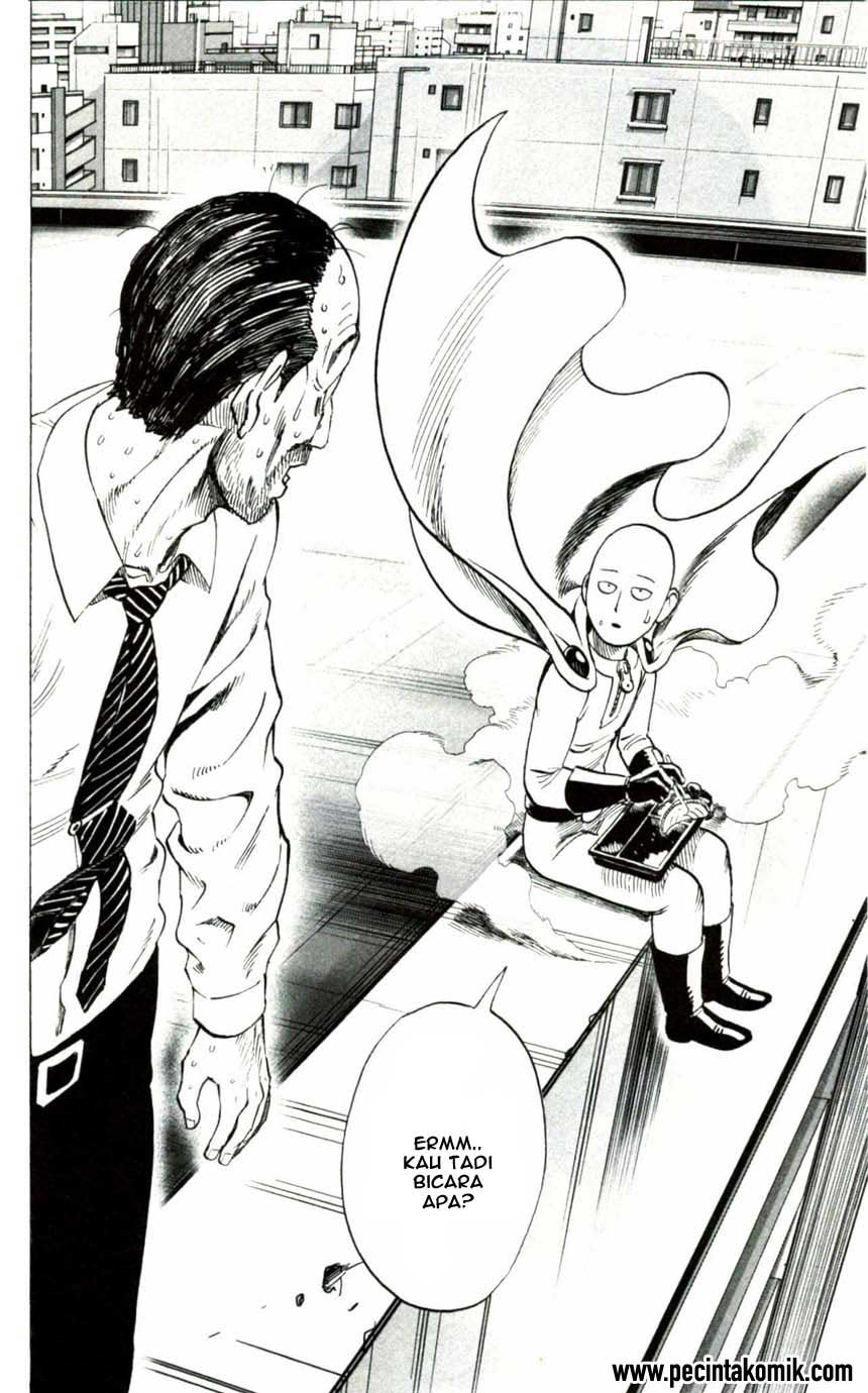 Baca Komik One Punch Man Chapter 50 Extra Bahasa Indonesia