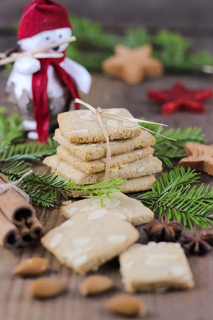 biscuits belge de la Saint-Nicolas et Noël
