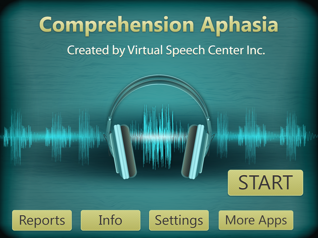 Carrie S Speech Corner App Review Comprehension Aphasia
