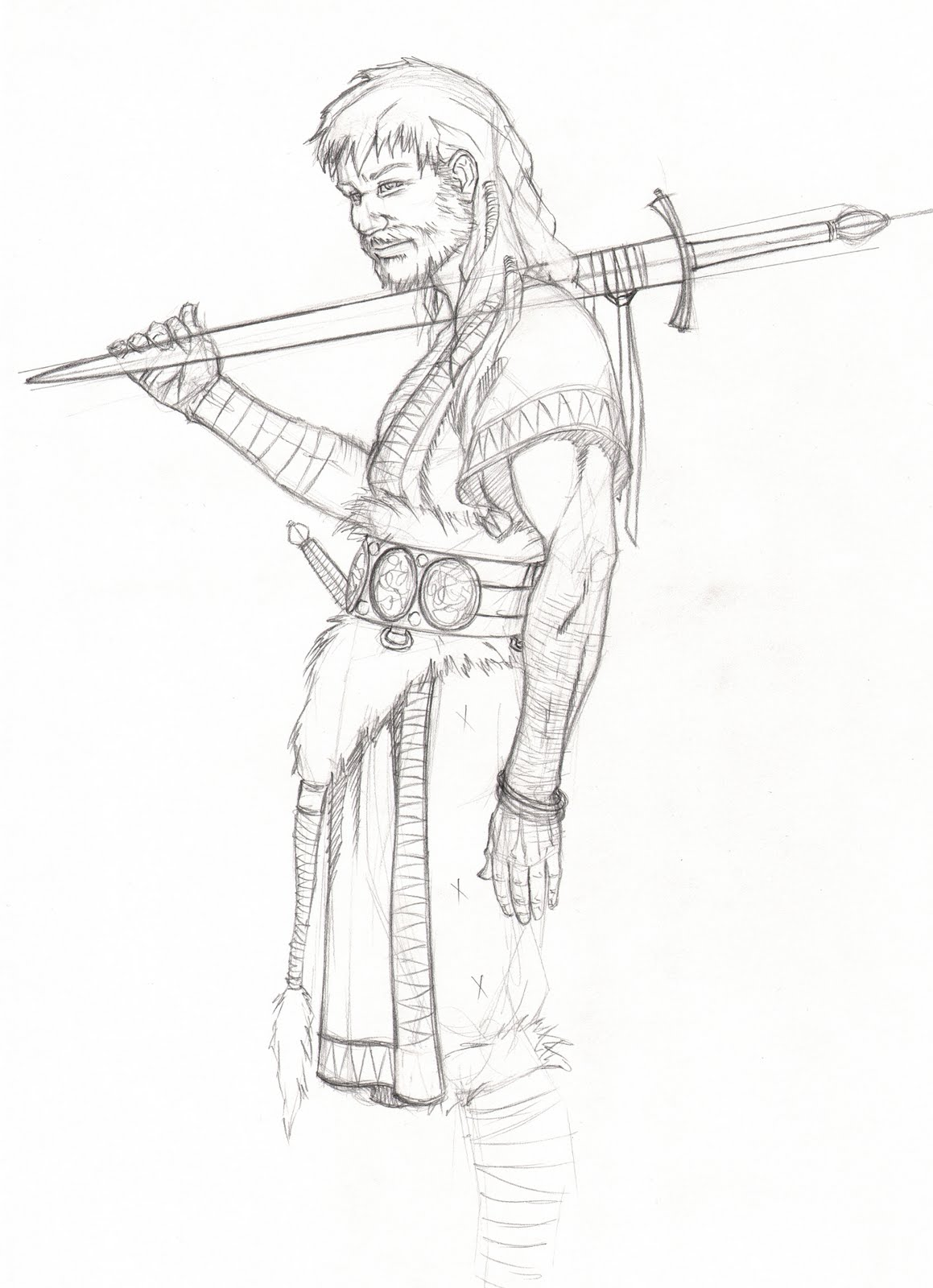 Of Leather and Wood: The Swords of Lankhmar