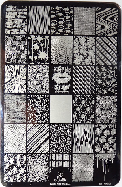 Lina Nail Art Supplies - Make Your Mark 03