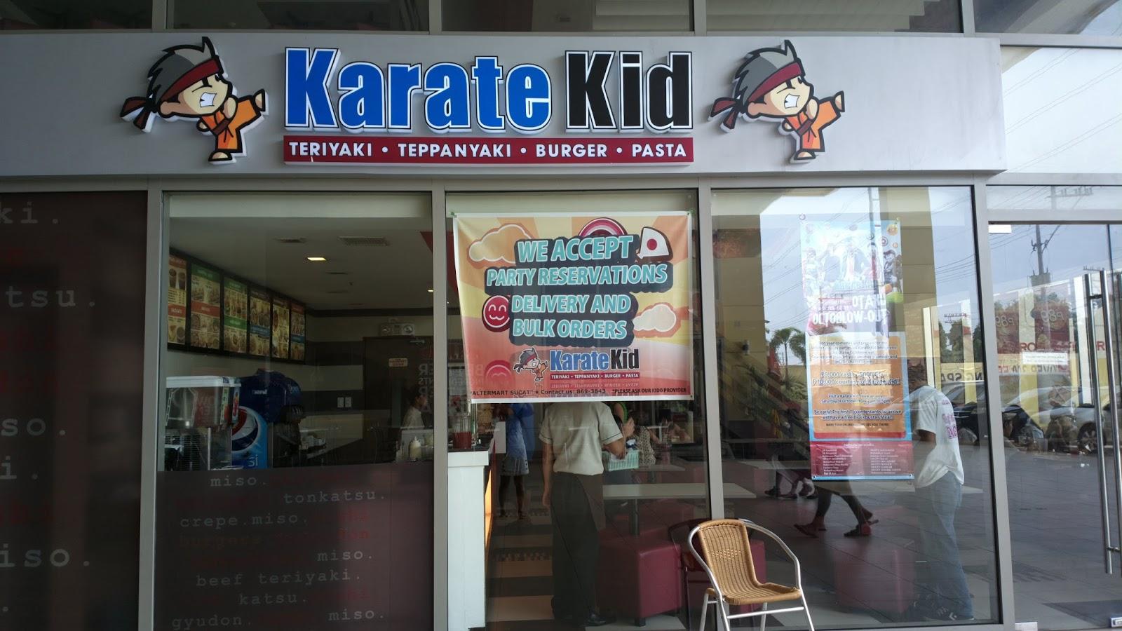 Feel a Kick from Karate Kid Restaurant  BlogPhnet