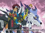 Digimon Adventure 2 Episode LENGKAP - Subtitle Indonesia