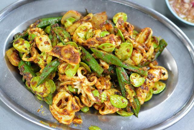 Tao-Yuan-Pekan-Nanas-Johor-Seafood-Ikan-Bakar-桃园铁板烧鱼