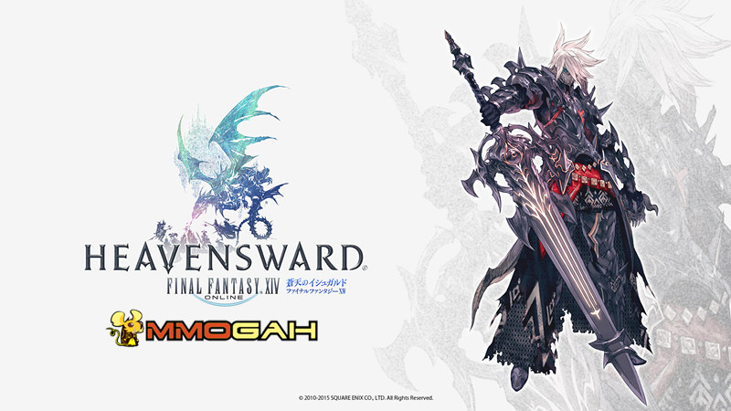 MmoGah: Final Fantasy XIV Guide for New Job Dark Knight