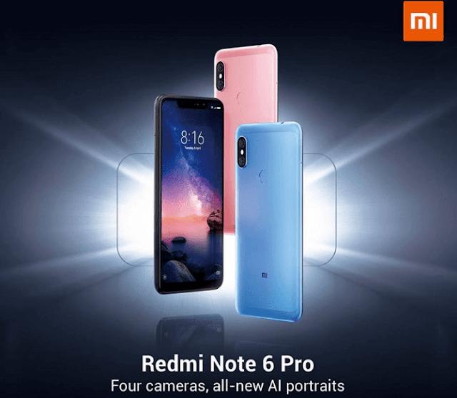 Xiaomi Redmi Note 6 Pro Philippines