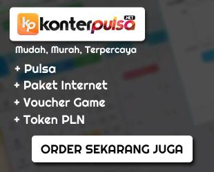 Konter Pulsa Online