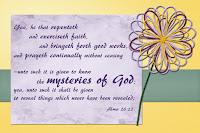 May Scripture