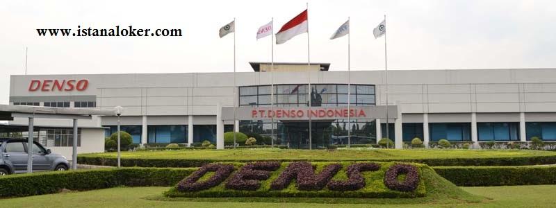 Lowongan Kerja PT DENSO INDONESIA Lulusan SMK dan D3