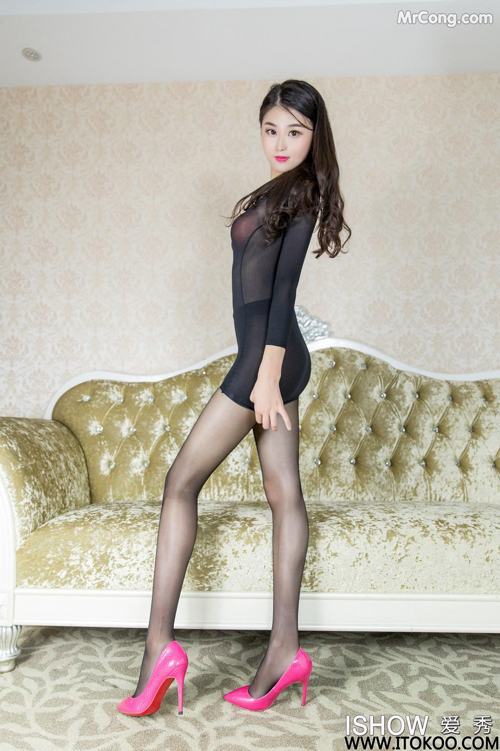 Image ISHOW-No.147-Liu-Yue-Fei-Phoebe-MrCong.com-005 in post ISHOW No.147: Người mẫu Liu Yue Fei (刘玥菲Phoebe) (33 ảnh)
