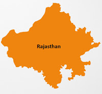 Rajasthan Logo Map