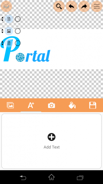cara membuat logo di android