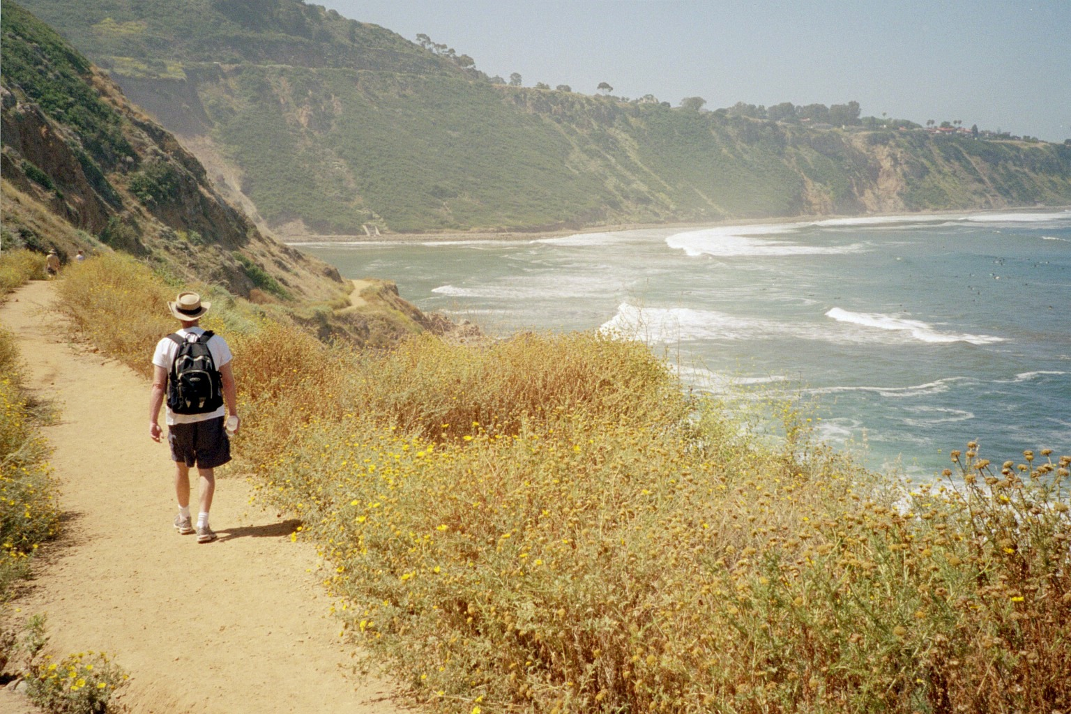 Hiking in Redondo Beach, CA