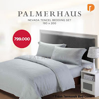 Dusdusan Palmerhaus Nevada Tencel Bedding Set 180 X 200 cm ANDHIMIND