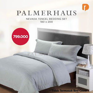 Palmerhaus Nevada Tencel Bedding Set 180 X 200 cm