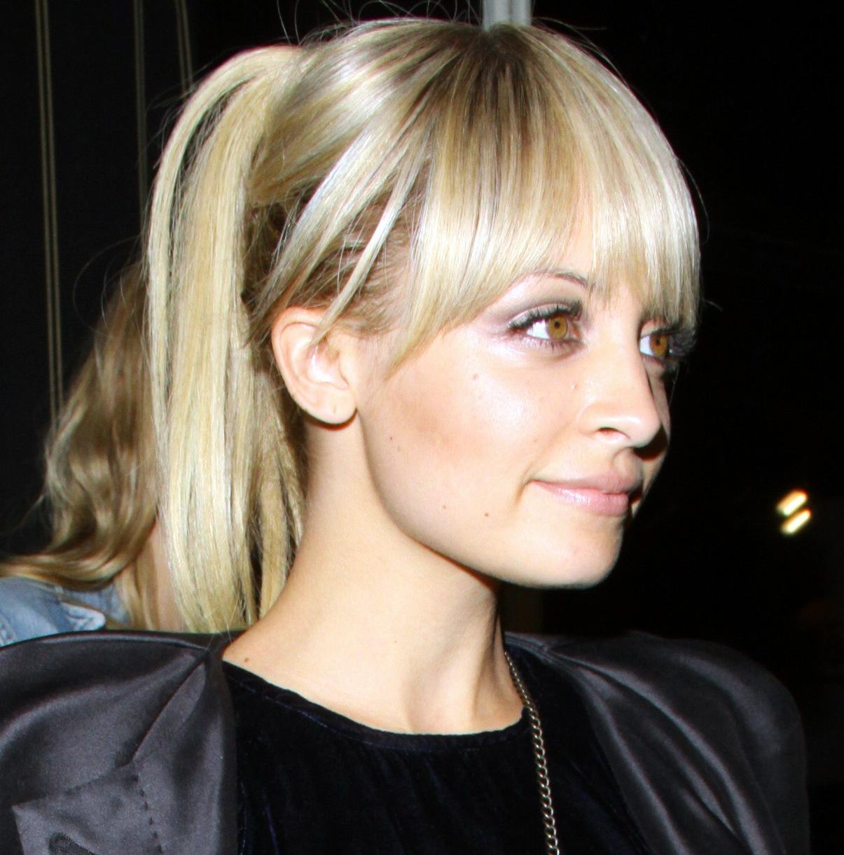 Nicole Richie News Get The Look Nicole Richie 60 S Pony
