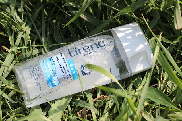 Мицеллярная жидкость 3 в 1 Lirene
