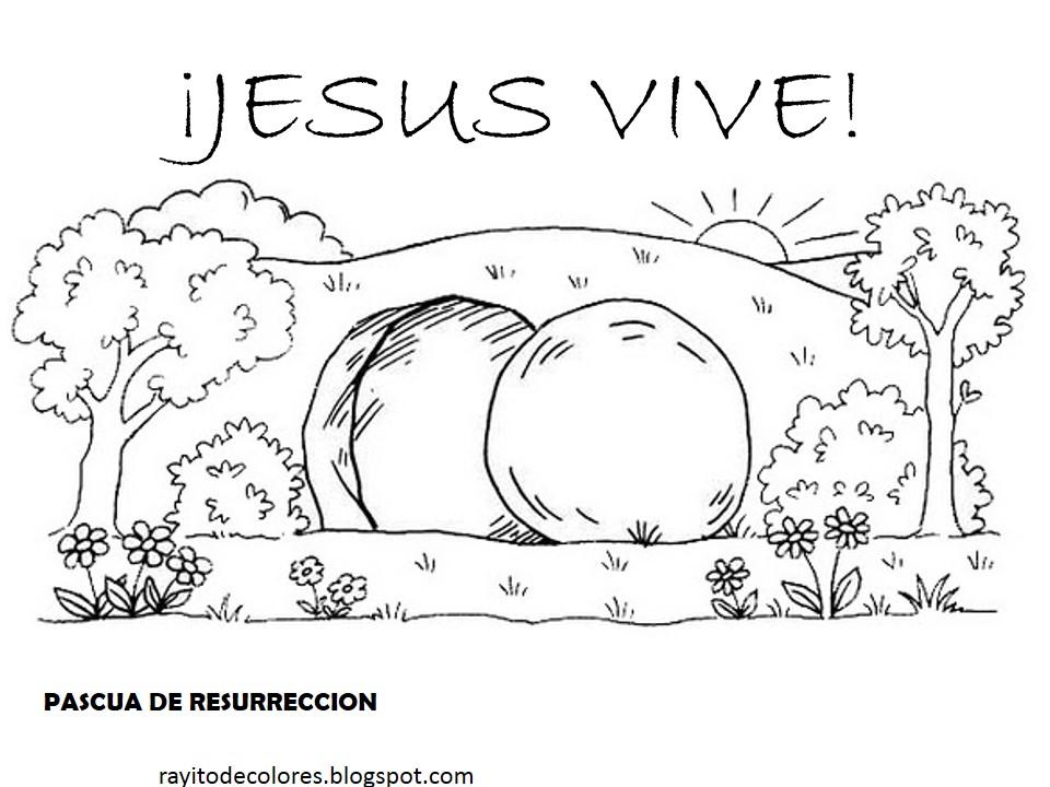 Compartiendo Por Amor Dibujos Pascua