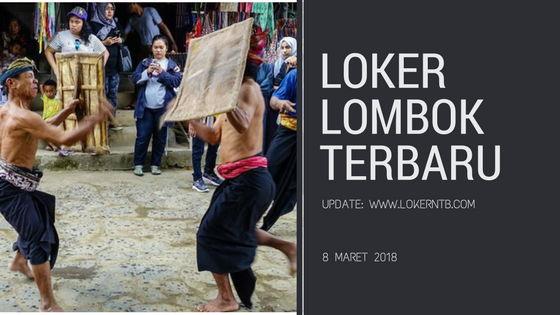 Lowongan Kerja Lombok Post 8 Maret 2018 untuk Lulusan SMA dan Sarjana