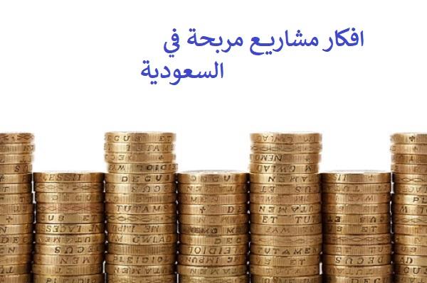 افكار مشاريع مربحة في السعودية