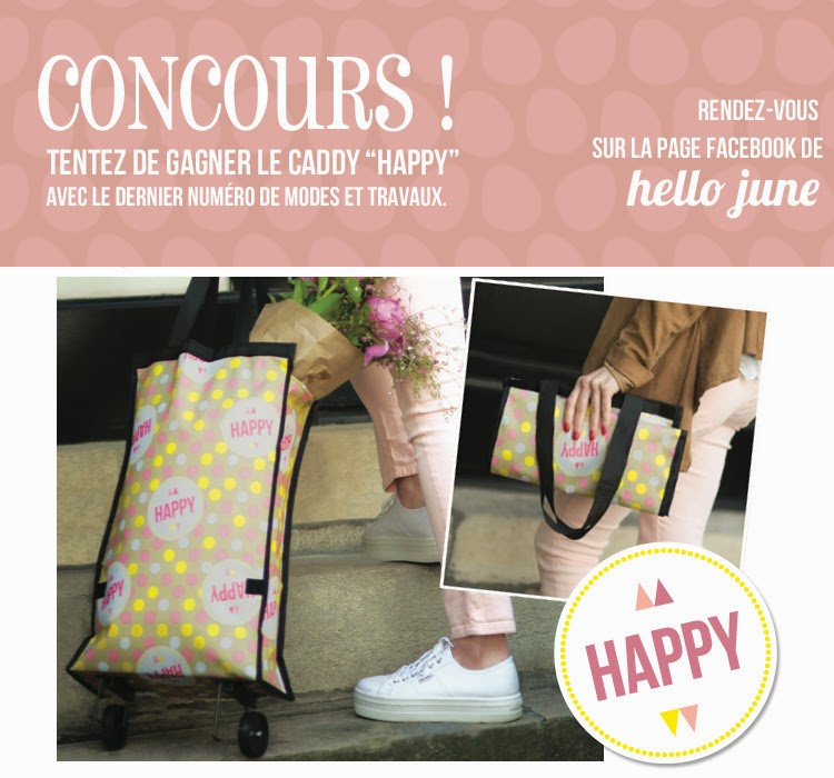 concours caddy hello june