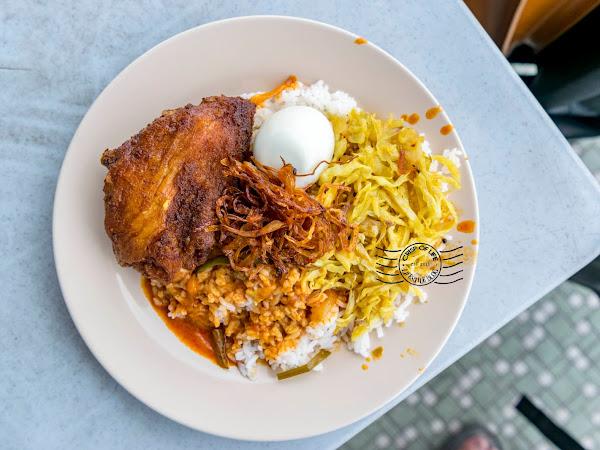 Nasi Kandar Jeti @ Butterworth, Penang