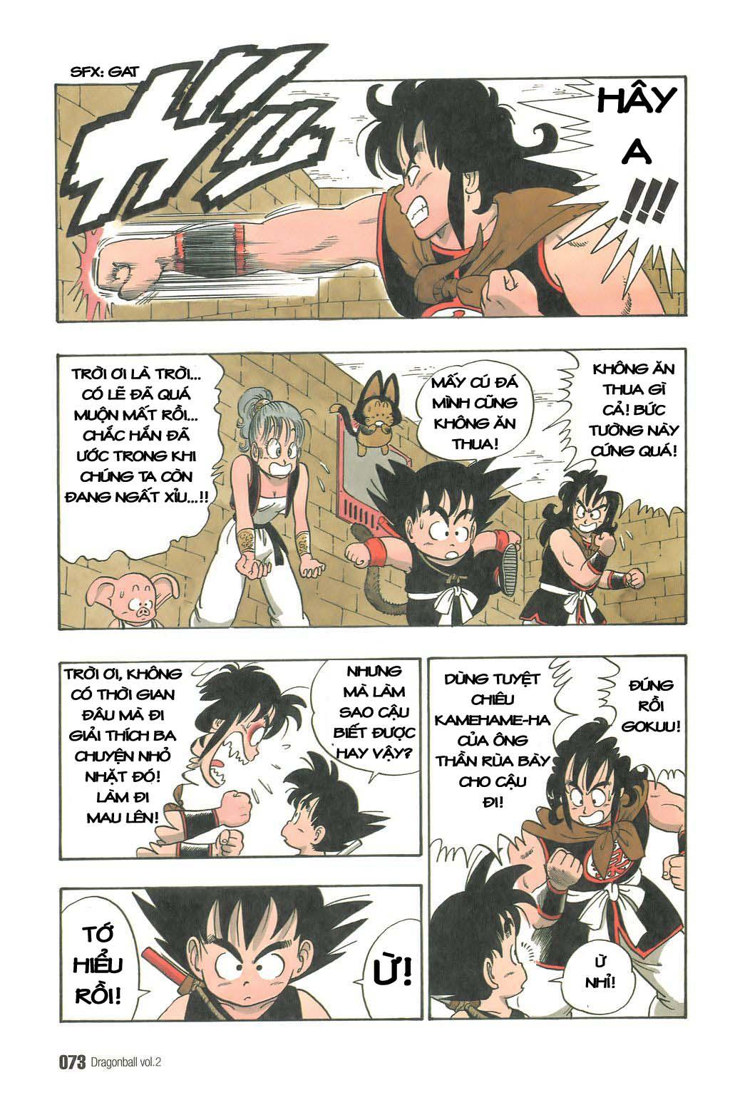 Dragon Ball chap 19 trang 12