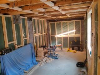 Grogley Junction The Garage Modelling Room Update