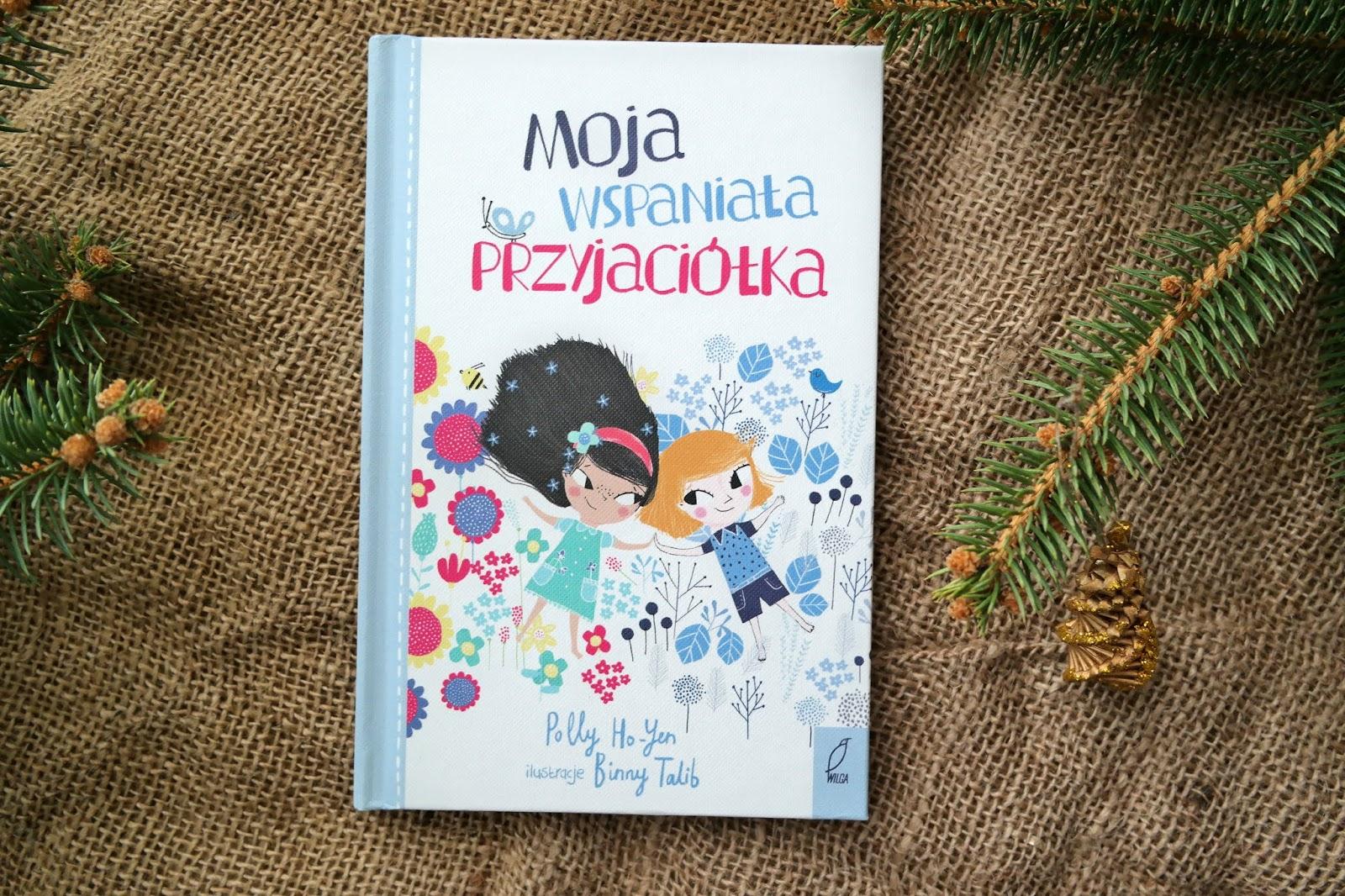 książka dla dzieci o przyjaźni