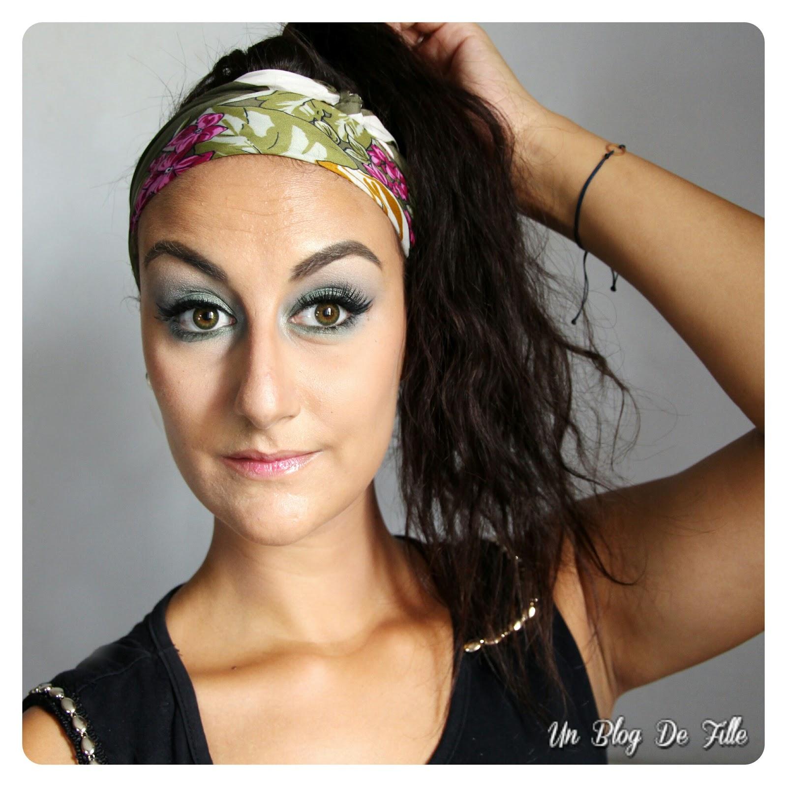 http://unblogdefille.blogspot.fr/2017/08/maquillage-vert-et-gris-msc.html