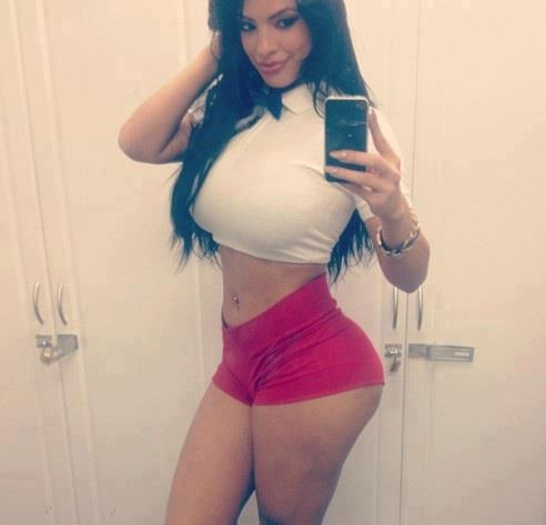 modelos culonas peruanas sexis