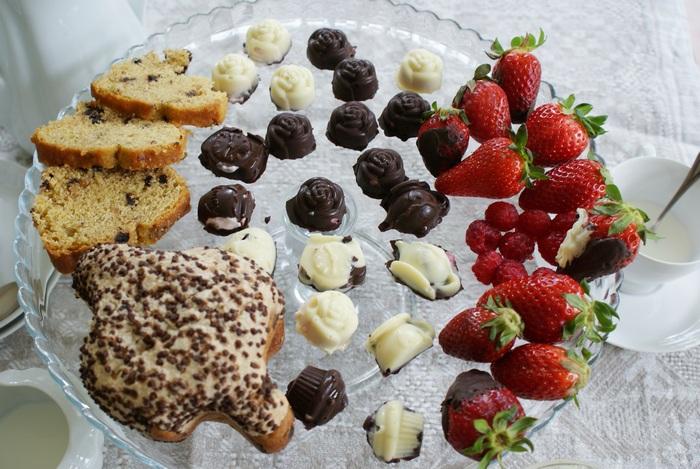 cioccolatini ricetta casa francinesplace