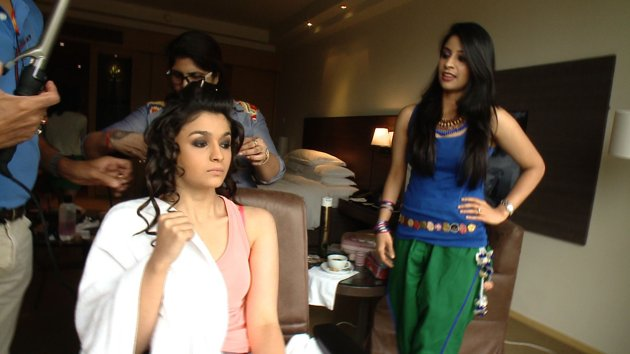 Alia Bhatt up, close and personal