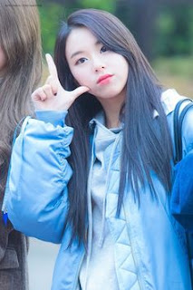 """Foto Chaeyoung Twice """"First Love""""   Seasons Greatings 2018"""