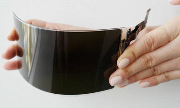 سامسونج تعلن عن شاشات OLED غير قابلة للكسر
