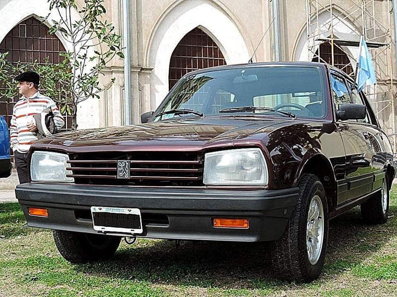 El Blog De Test Del Ayer Vive En Santo Tome Peugeot 504 Xs 1993 De