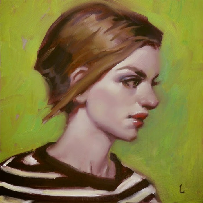 Американский художник. John Larriva