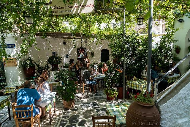 I Platsa-Koronos-Naxos-Cyclades