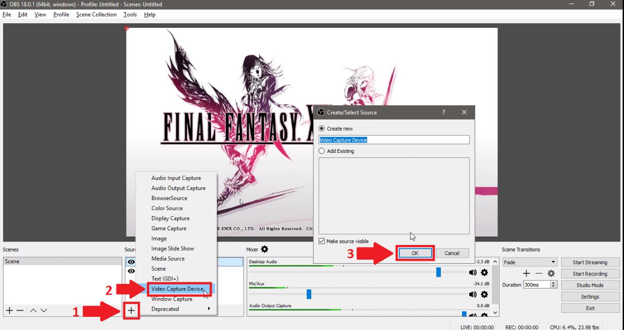 cara live streaming game di facebook dengan mudah