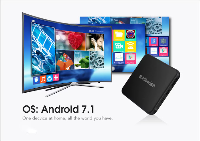 Coupon Alfawise S95 TV Box 2GB/16GB ROM & Review