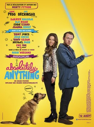 Absolutely Anything 2015 DVDRip Download