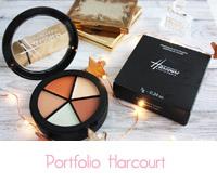 palette portfolio Harcourt