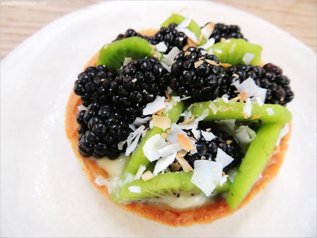 Tartaleta de Frutas en Vive la Tarte