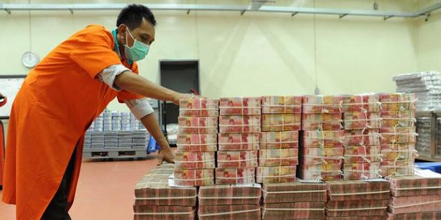 Sebanyak Apa Uang 4200 Trilyun Rupiah (Utang Luar Negeri Indonesia)?