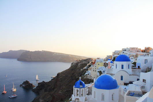 Cindy's Planet: Malaysia Beauty, Fashion & Travel Blog: 10 Reasons Why Santorini is the Place to go