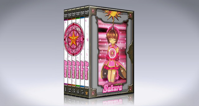 Sakura Cardcaptor   Cover Colección  